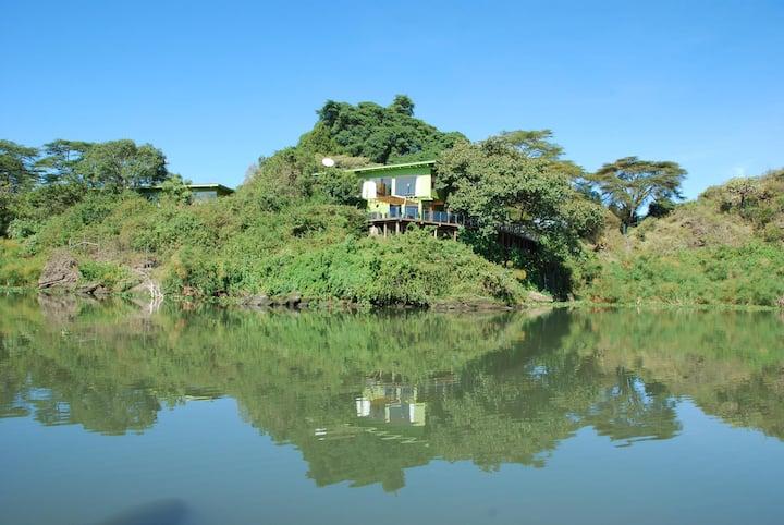 Ziwani Island, Lake Naivasha