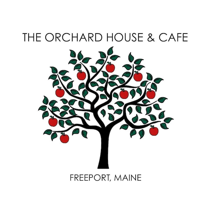 The Orchard House & Cafe Logo