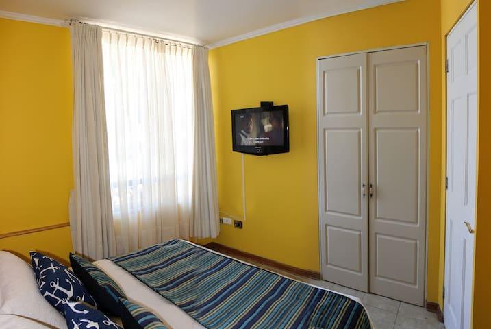Apartamento en Reñaca super central - Viña del Mar - Apartamento