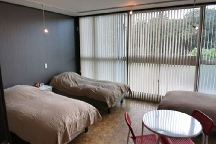 Forte Western-style room 1 to 4 people staying