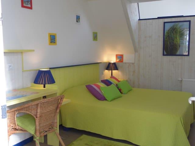 Vacances au vert - Romillé - Szoba reggelivel