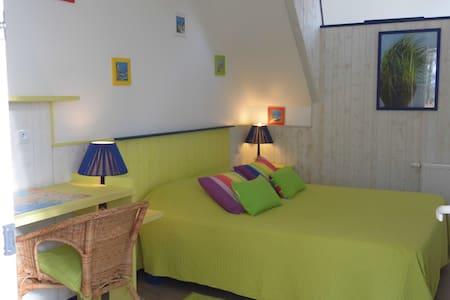 Vacances au vert - Romillé - Bed & Breakfast