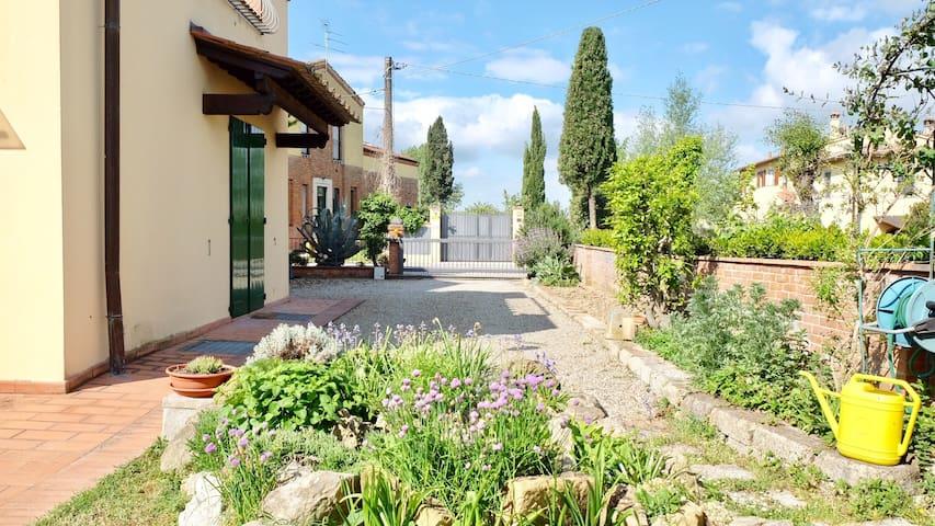 Casa il Nido - Castelfiorentino - Apartamento