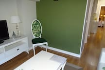 Sala confortable y moderna // Modern and confortable living room