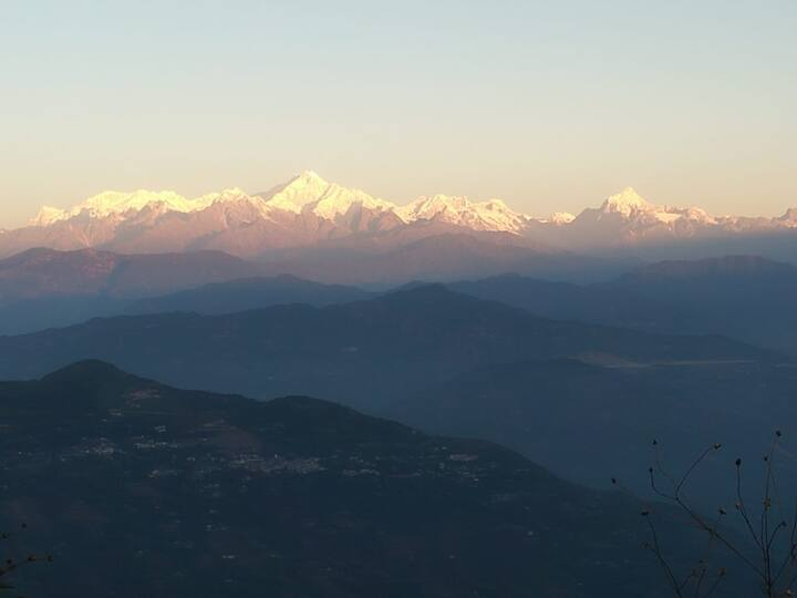 Sillery Gaon Homestay with a view of Kangchenjunga