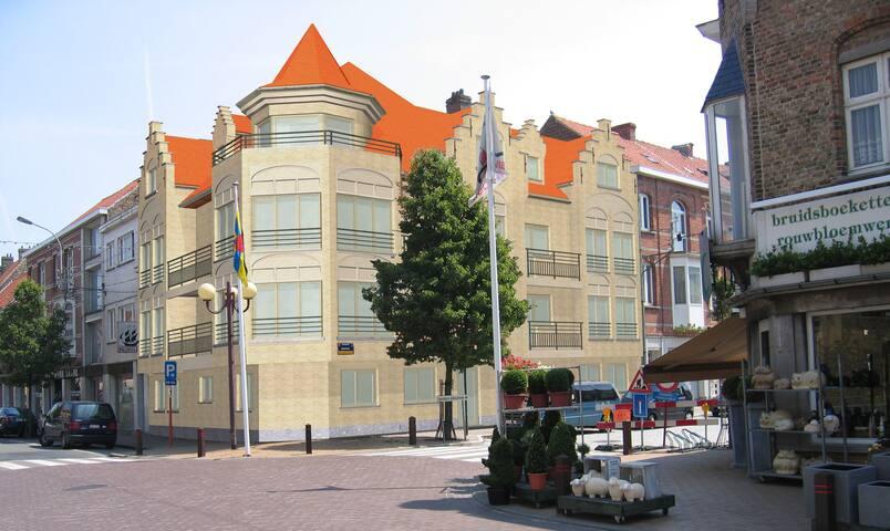 Appartement Nieuwpoort