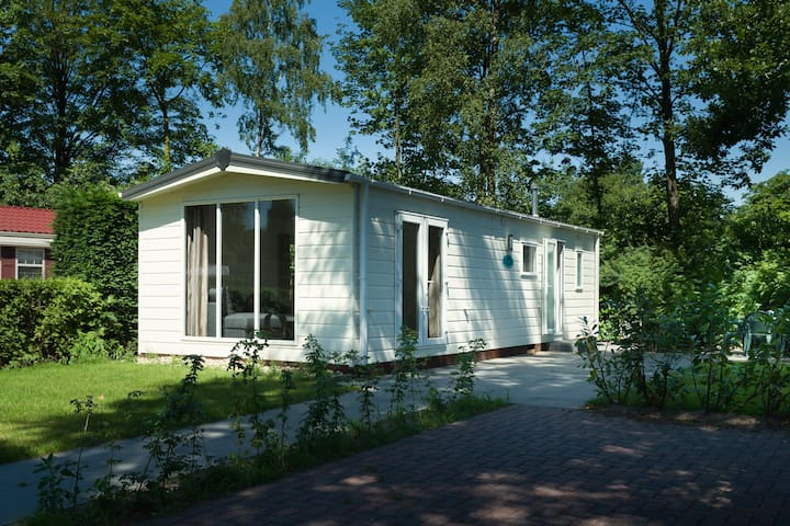 4 persoons bungalette Comfort