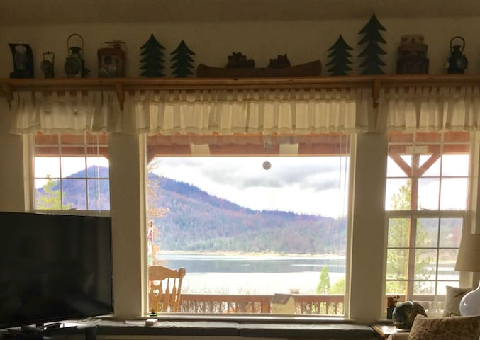 Little Bear Lodge - Bass Lake - Дом