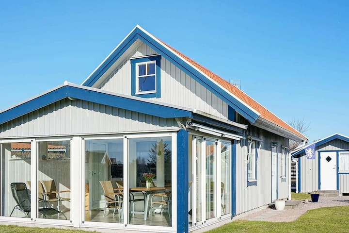 6 person holiday home in Halmstad