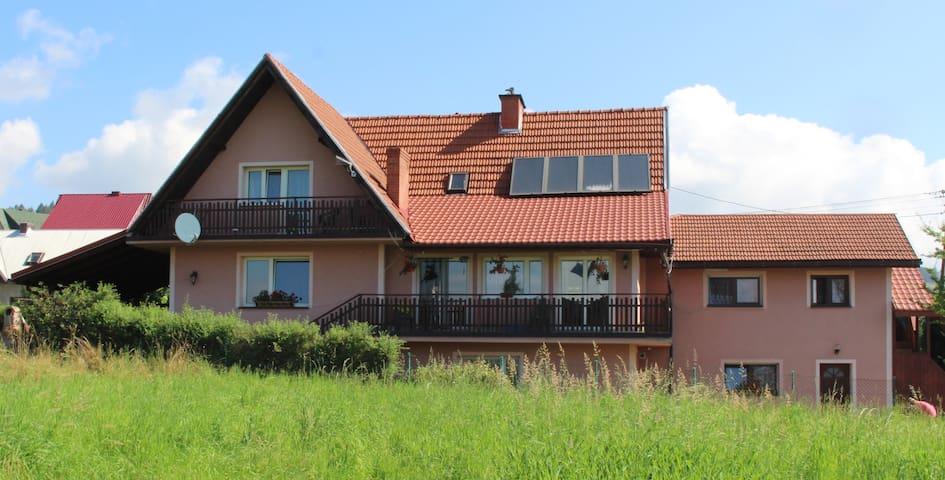 KAPI SPA Pokoje i Apartamenty - Kluszkowce - House