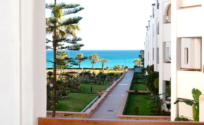 Ferienwohnung/App. für 8 Gäste mit 80m² in Avenue Tetouan, route de ceuta Mdiq (117347)