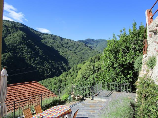 Casa Bella Vista - Rezzo - Hus