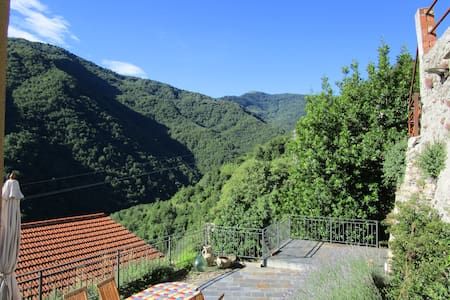 Casa Bella Vista - Rezzo - Talo