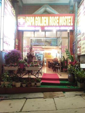 Sapa Golden Rose hostel