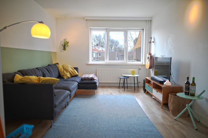 Modern 2 bedroom house in the centre of Tilburg