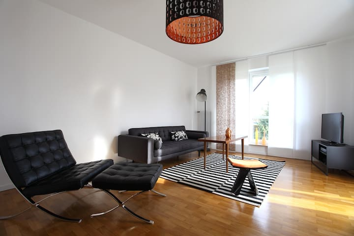 Charming modern flat - Forchheim - Apartment