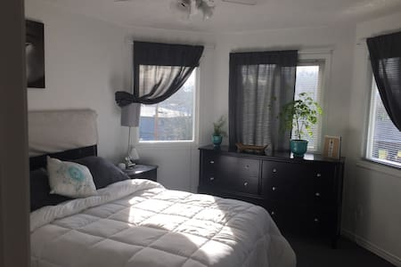 Spirit House Rooms for Rent - Sooke - House