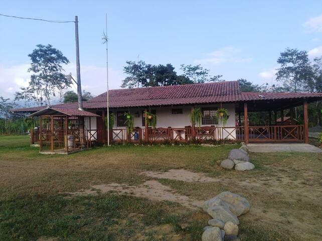 San Rafael, bucay Casa de campo