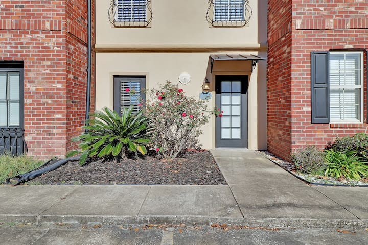 Attractive Lake Charles townhouse, near McNeese...