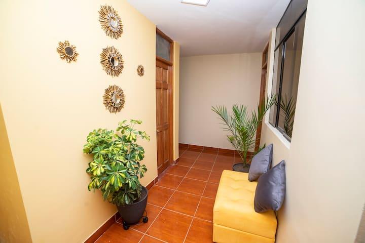 Habitacion simple standard