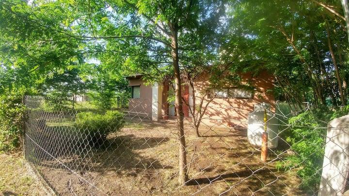 Casa en Anisacate con pileta para 6 personas