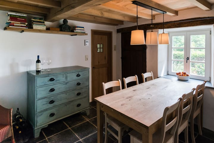Charmant vakantiehuis ''Croix de la Wazalle'' - Gouvy - Haus