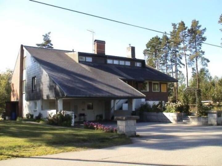 Private Room (No. 1) in Hostel Lenvik Järfälla
