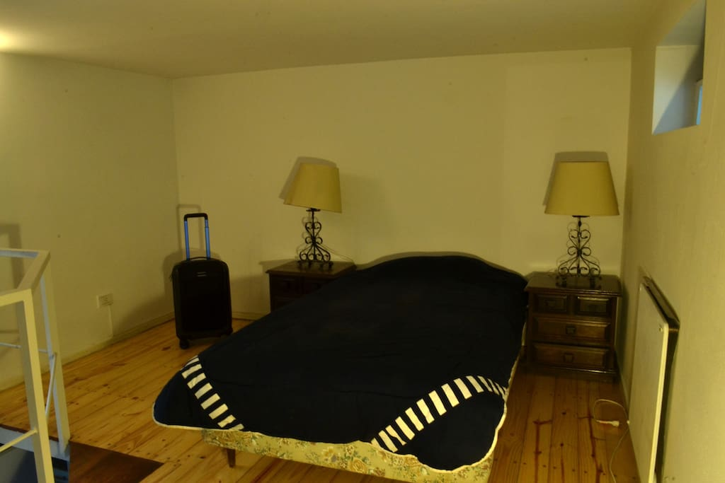 Bedroom for one
