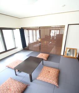 #11 Central Tokyo/ Near TSUKIJI, GINZA/Max 6 ppl - Chūō-ku - Casa