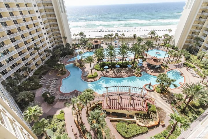 Located at the Number 1 Vacation Destination Condo on Panama City Beach!