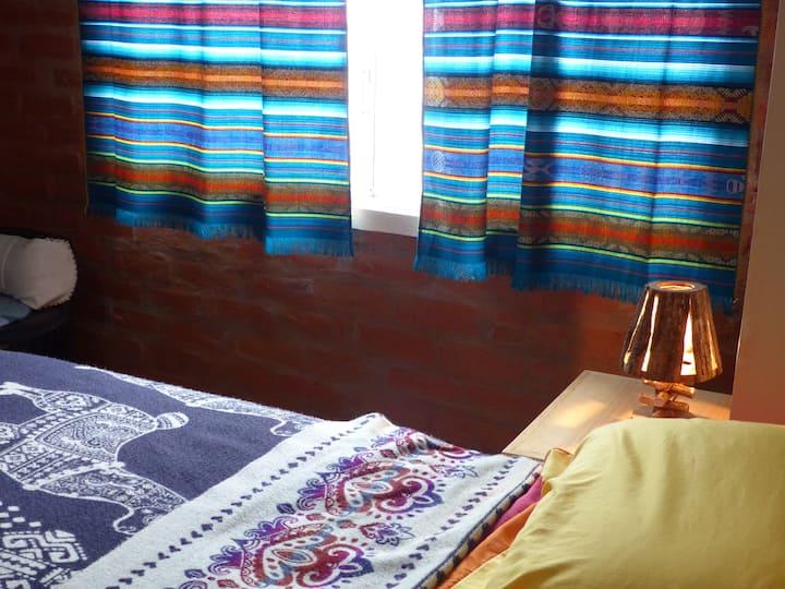 Habitacion panoramica Gallo de peña