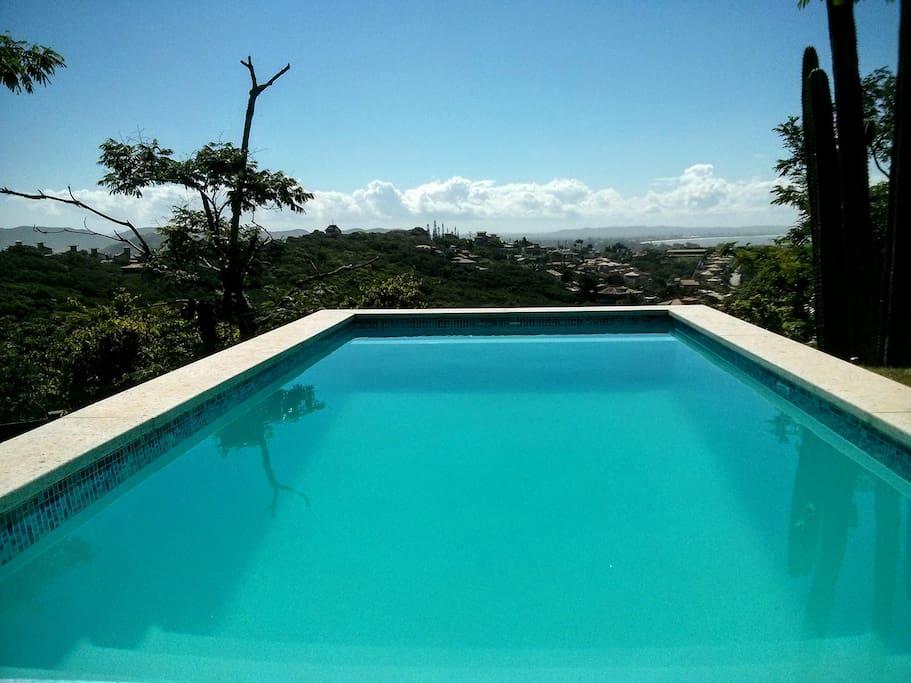 New Pool open!