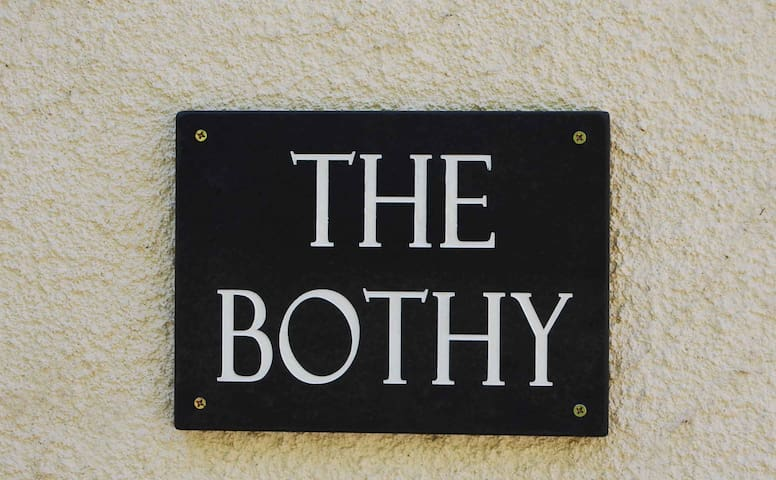 A warm welcome awaits you at the Bothy.