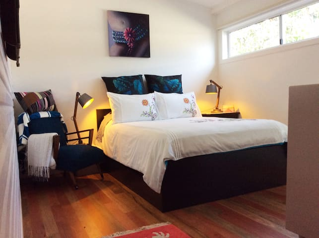 Private double ensuite bedroom with kitchenette