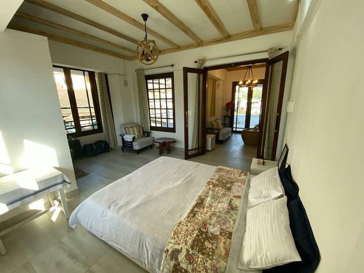 MM master suite