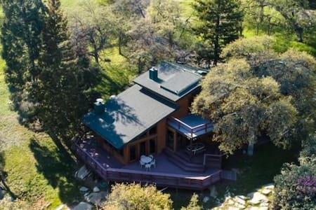 Sequoia Park Private Paradise