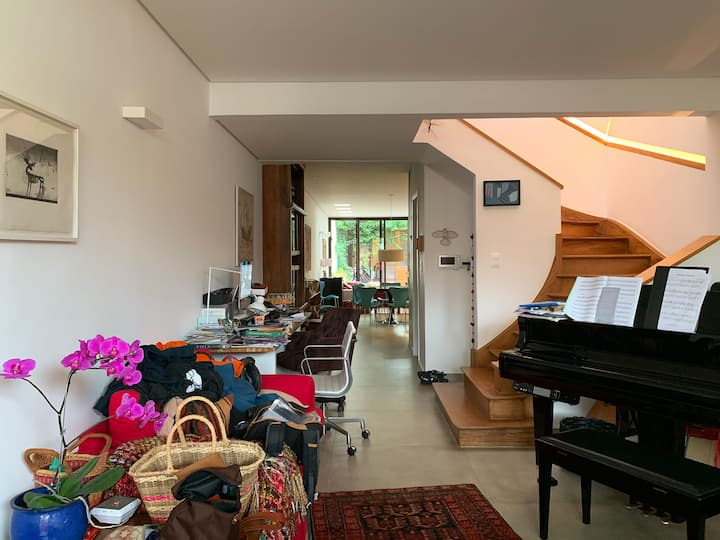 New cosy house, close to Ibirapuera Park