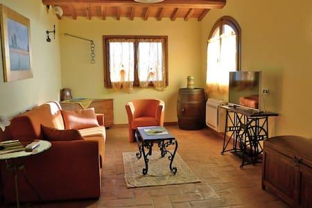Un poggiarello in Toscana - Empoli