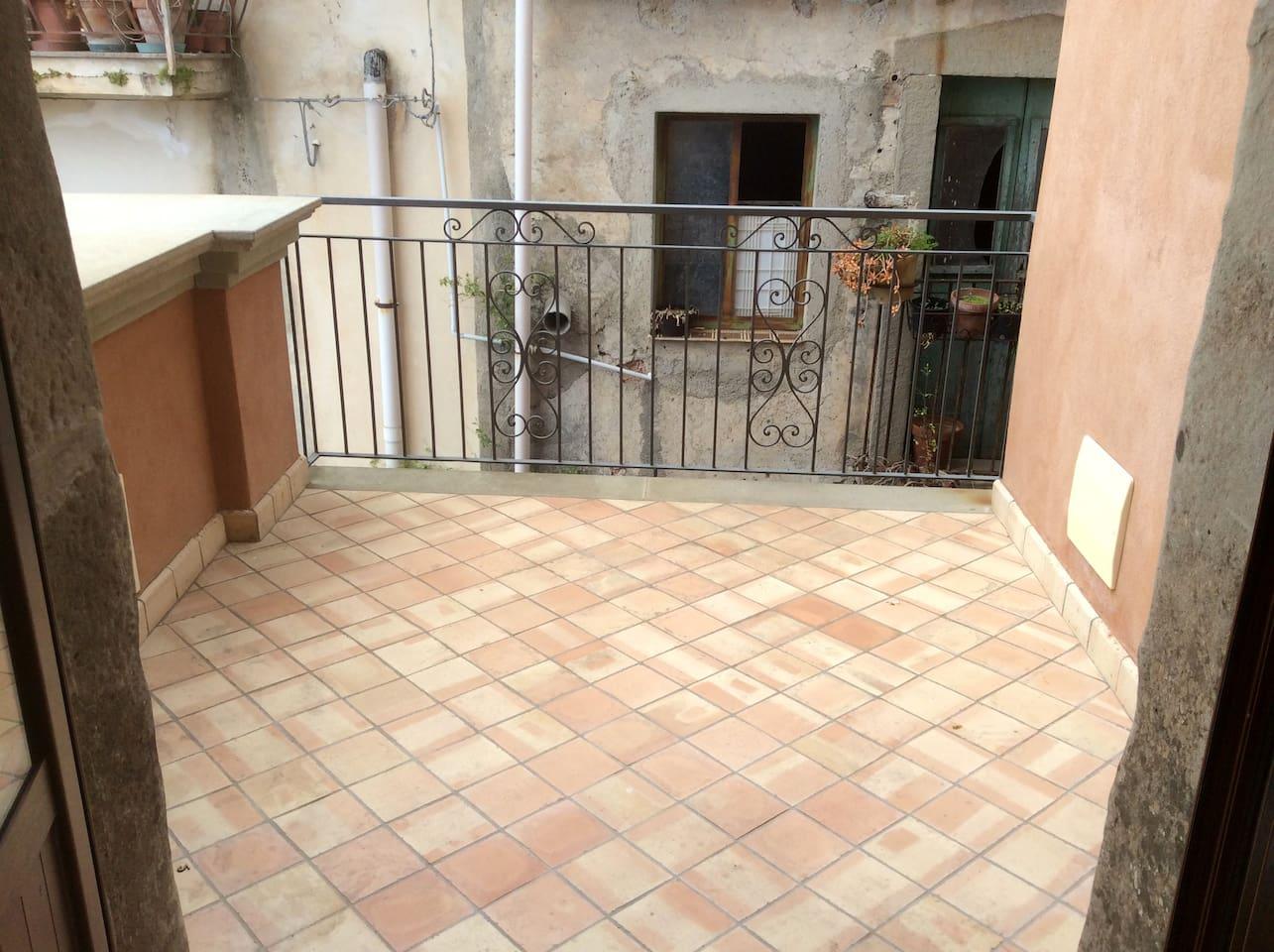 Terrace Kitchen - Terrazzo Cucina