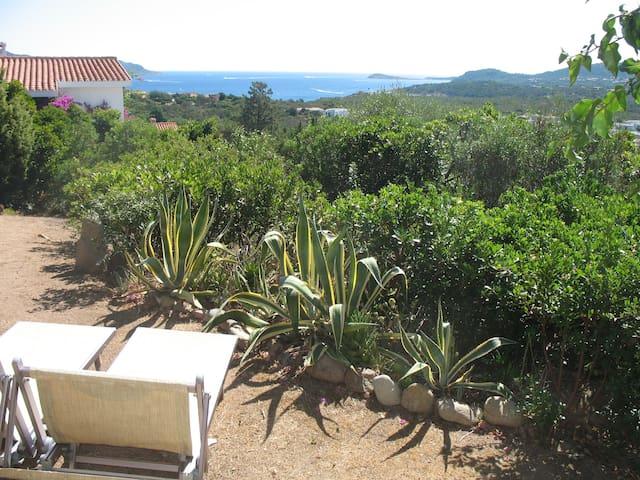 Villa vista Parco Marino di Tavolara San Teodoro