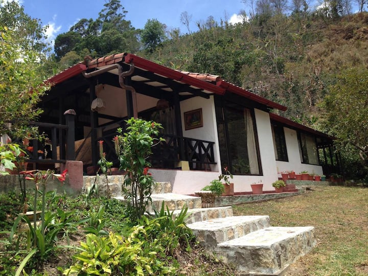 Hermosa Tranquila Eco-Finca| El Mirador Rural