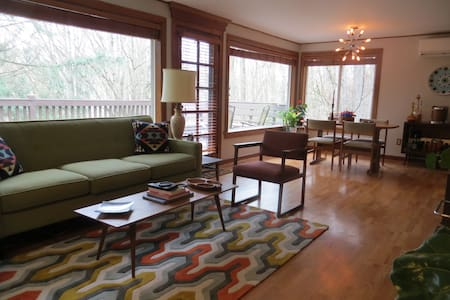 West Seattle Mid-Century 2BD - Seattle - Apartment