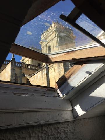 Studio proche Cathédrale - Auch - Wohnung