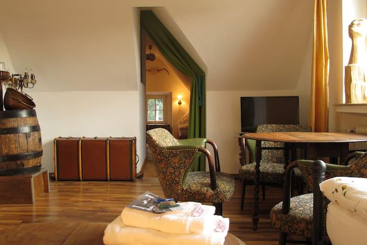 Gästezimmer... etwas anders (30qm)