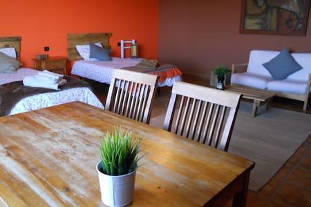 Casa Atlantico. Room 1 - Tinajo