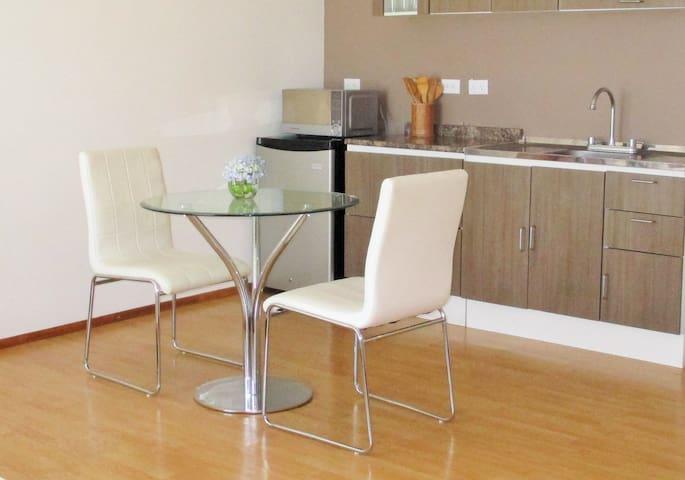 Modern Studio Apartment 4