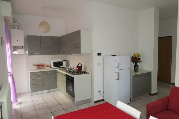 nice holiday apartment with parking  nr. 3 UDINE - Udine - Apartemen