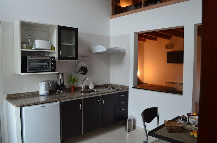 El Chaltén Aparts   Apartamentos Completos - El Chaltén - Departamento