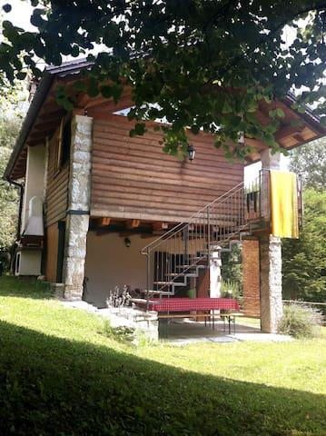 La casa del Ghiro - PARCO DOLOMITI BELLUNESI