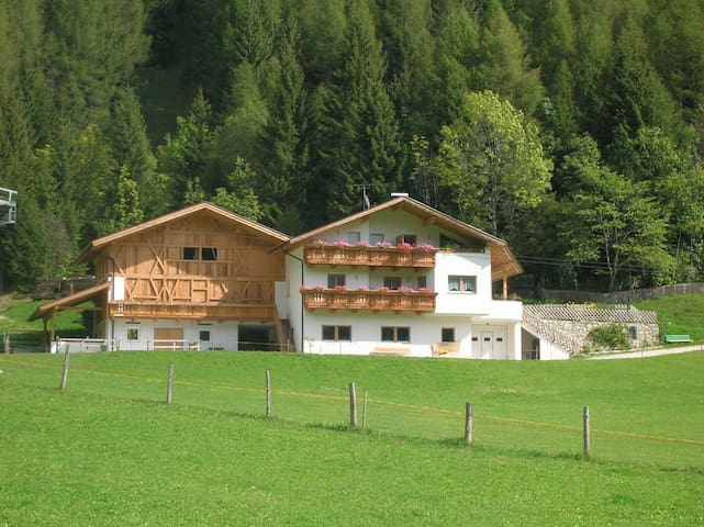 Flatscherhof App. Buche - Valler Tal - Appartement